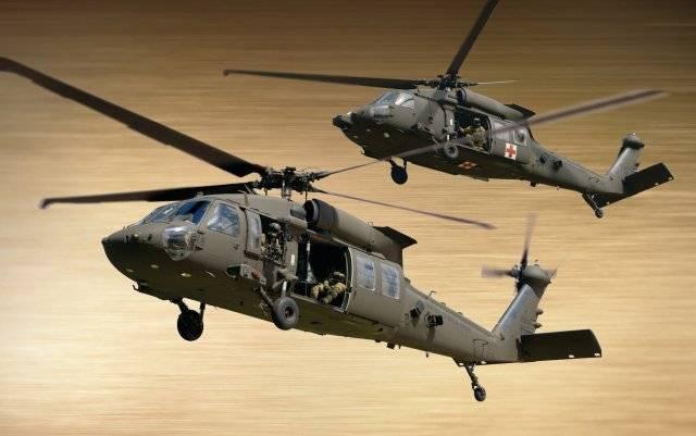 O Departamento de Defesa dos EUA e a empresa Sikorsky assinaram um contrato para a produção de helicópteros de combate e evacuação 257