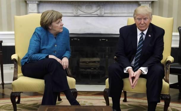 СМИ: ФРГ больше не считает США другом