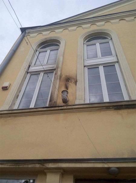 Осквернение синагог во Львове