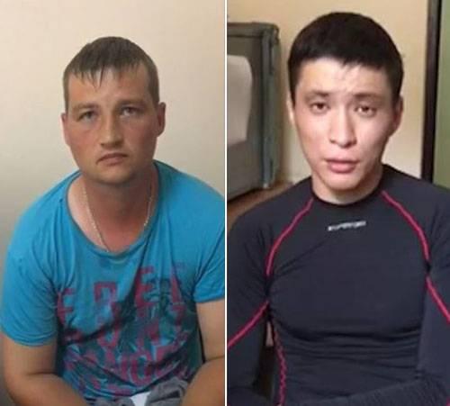 Украинские СМИ назвали имена арестованных российских пограничников