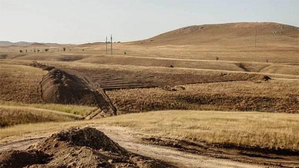 В Крыму начато строительство железнодорожных подходов к Керченскому мосту