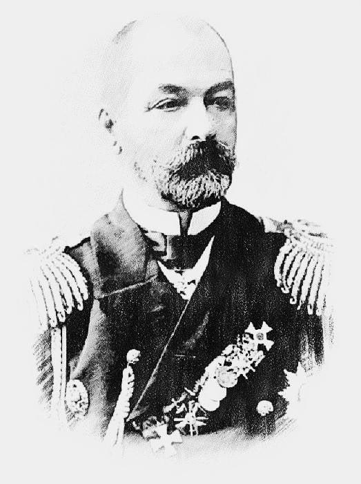Штрихи к портрету адмирала Рожественского