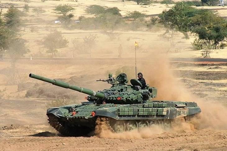 УВЗ проведет модернизацию танков для Индии