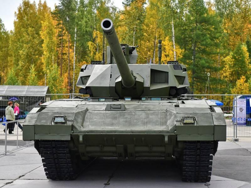 """УВЗ готовится к серийному производству  танка """"Армата"""" и САУ  """"Коалиция"""""""