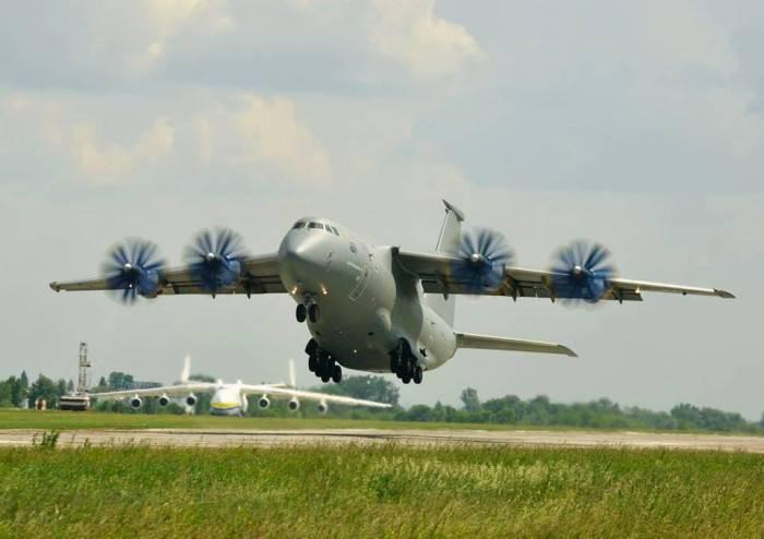 «Антонов» предложил США сделать общий самолет АН-77