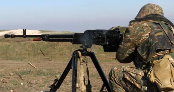 Нагорный Карабах снова в огне