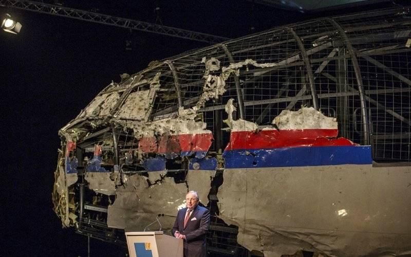 США поддержали передачу Нидерландам права суда поделу окрушении МН17