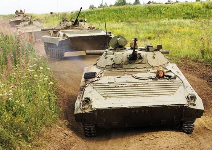Мотострелковый полк в Чечне поднят по тревоге
