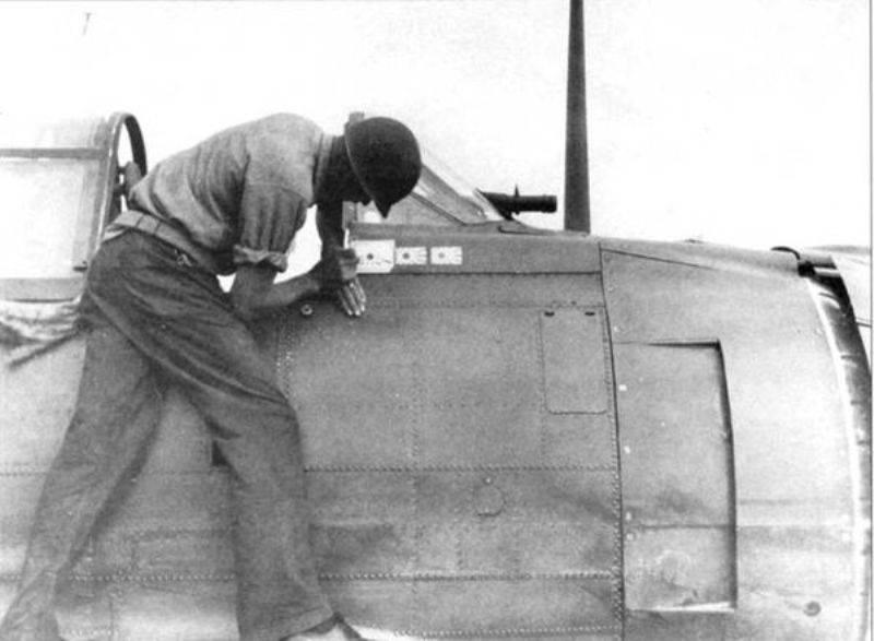 Палубная авиация во второй мировой войне: новые самолёты. Часть VI