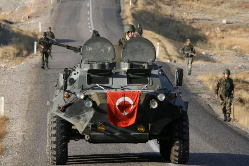 Турция допустила возможность военной операции против курдов насевере Сирии