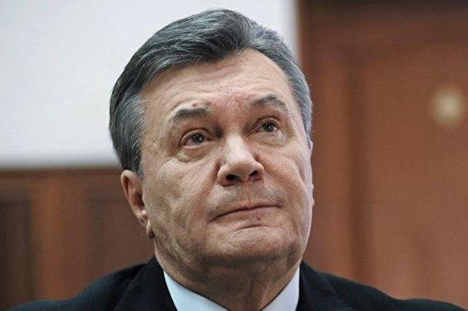 Янукович поднимет вопрос об ответственности ФРГ и Франции за 2014 год