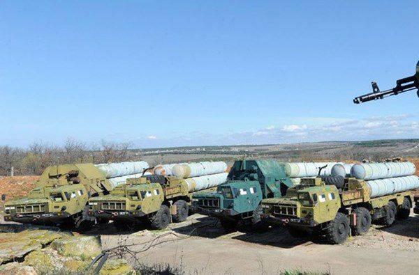 Украина провела учения ПВО впервые с 1990-х годов