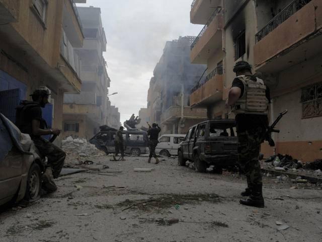 Войска Хафтара полностью освободили Бенгази