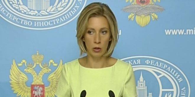Захарова рассказала о случаях вмешательства США в дела РФ