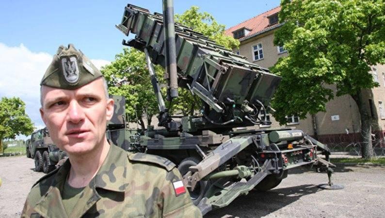ΗΠΑ θέσει συστημάτων Patriot στην Πολωνία