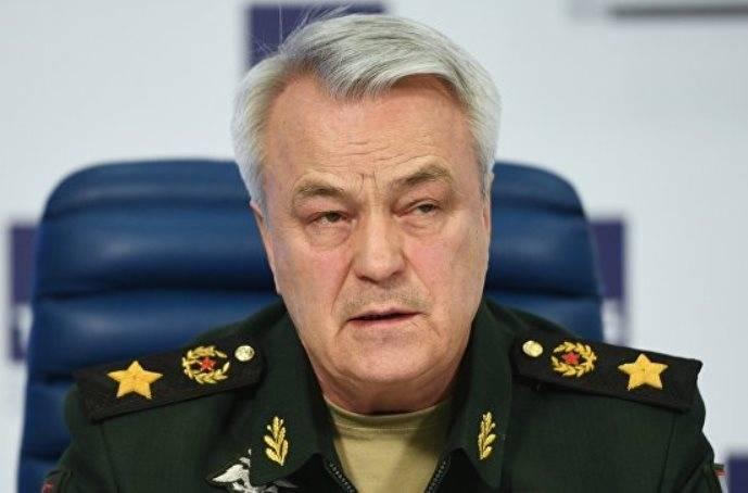 Генерал армии Николай Панков назначен представителем президента России