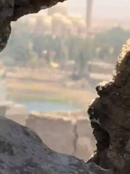 ВВС Турции бомбят север Ирака