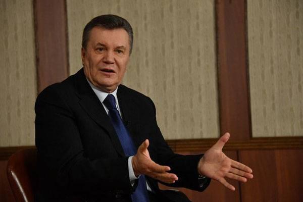 В России активно обсуждается заявление Януковича по Крыму