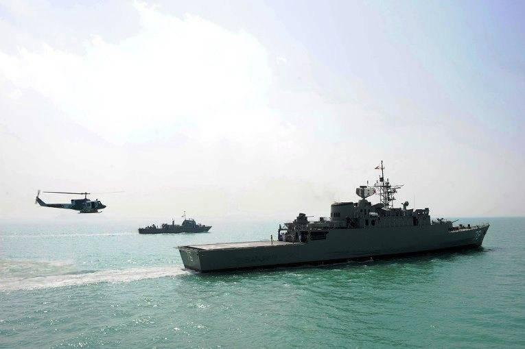 ВМС Ирана завершили масштабное учение в Каспийском море