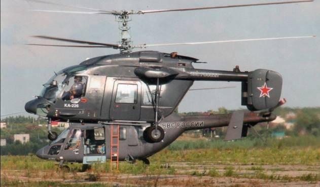 Индия получит из России 60 Ка-226Т в готовом виде