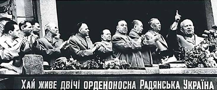 Плюс украинизация всей страны