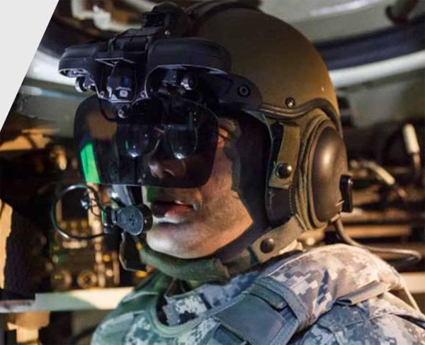 """Iron Vision. Израильских танкистов научат видеть """"сквозь броню"""""""