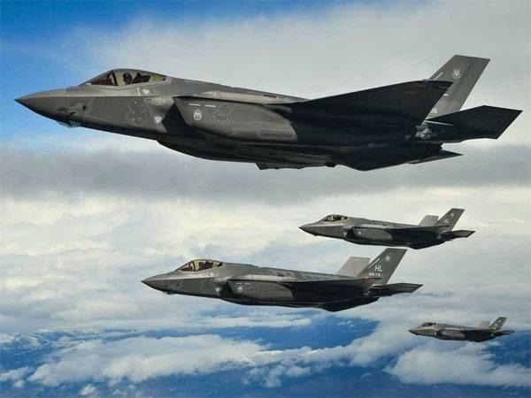 В Конгрессе США предложили заблокировать сделку с Турцией по поставкам F-35