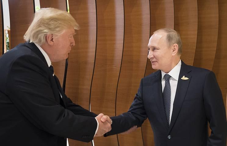 Политолог: конструктивная встреча Путина и Трампа не изменит настроений в США