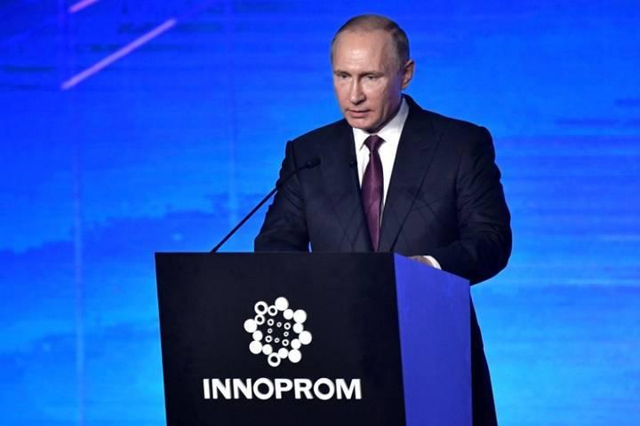 Путин: необходима частичная конверсия ВПК