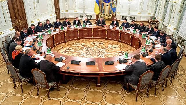 В Киеве планируют утвердить законопроект о реинтеграции Донбасса