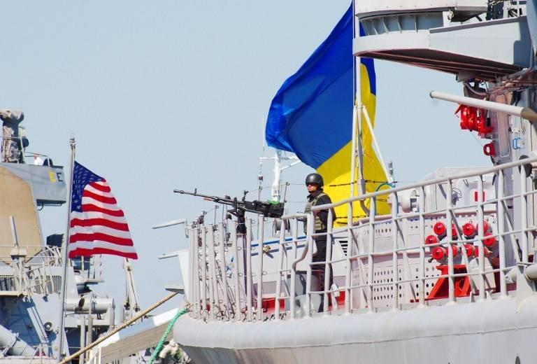우크라이나 연안에서 국제 교육을 시작합니다. Sea Breeze