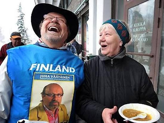 Соцопрос в Финляндии: За выход из ЕС высказались 19% опрошенных