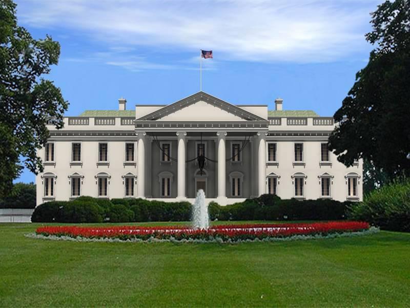 Белый дом против ограничений полномочий президента по вопросу антироссийских санкций