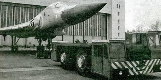 Первый Ту-160 переведен в цех окончательной сборки