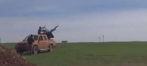 Над зоной деэскалации сбит МиГ-21 ВВС Сирии