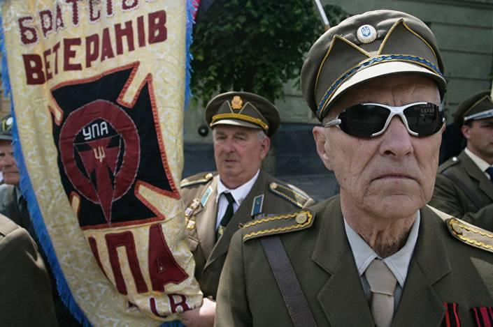 ВВаршаве прошла демонстрация под призывами «Стоп Бандера» и«Польский Львов»