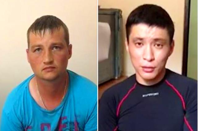 На Украине арестовали российских пограничников