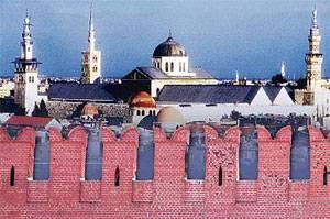 Дамаск за Кремлевской стеной