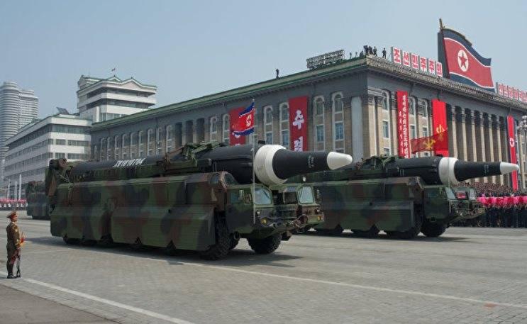 Москва не поддержит новые санкции против Пхеньяна