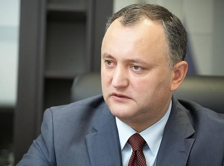 Президент Молдовы: «Не надо нам здесь НАТО»