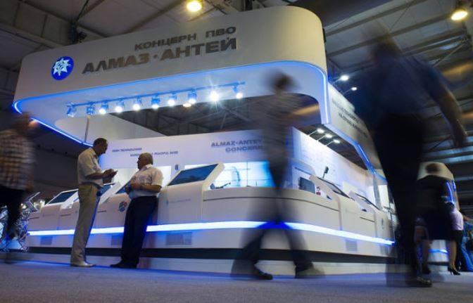 «Алмаз-Антей» представит в Жуковском более 150 образцов изделий