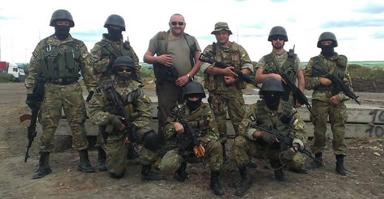 Военнослужащие ВСУ передали МВД ЛНР список сослуживцев-неонацистов