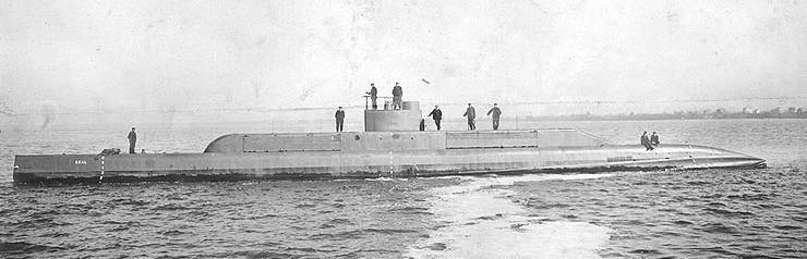 Подводные лодки типа Seal / «G» (США)