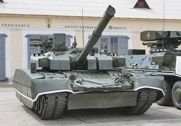 "Украина закупит танки ""Оплот"" на ""деньги Януковича"""
