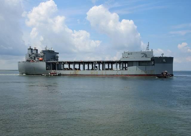 Головная морская база ВМС США присоединится к 5-му флоту