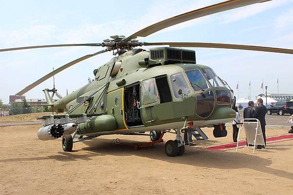 В РФ создали вертолет для борьбы с террористами, основываясь на сирийском опыте