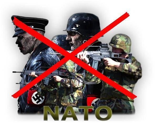 НАТО и фашисты – одно и то же?