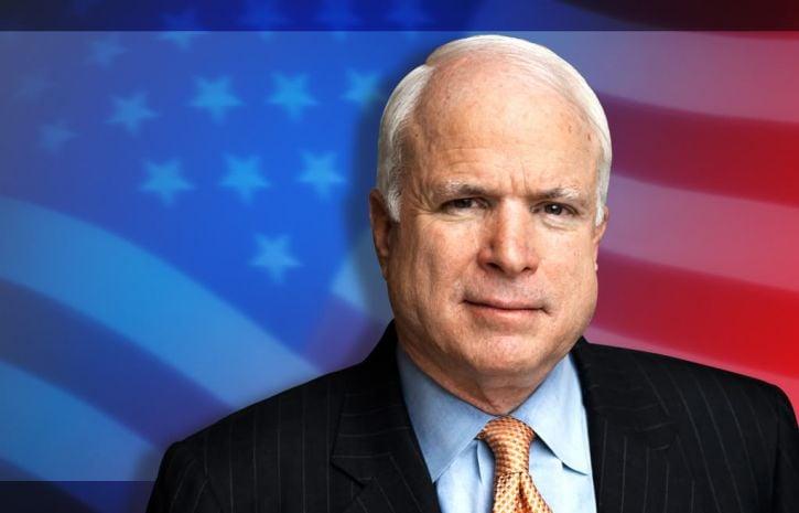 Джон Маккейн: пока Трамп чирикает в «Твиттере», США проигрывают войну в Афганистане