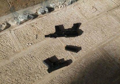 L'attaque terroriste sur le mont du Temple à Jérusalem