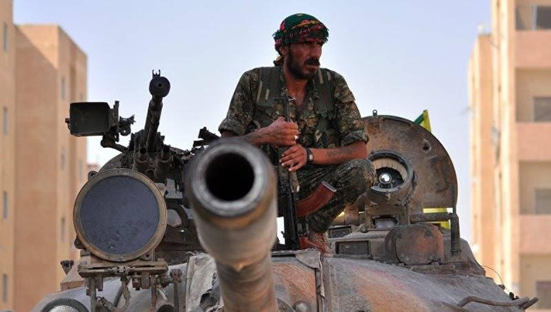 Снайпер ИГИЛ застрелил бойца САА наюге Дамаска